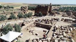 Dara Antik Kenti 3 Yıl İçinde UNESCO Listesi'ne Girecek