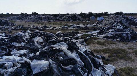 Doğu Akdeniz Sahillerinde Plastik Tehlikesi