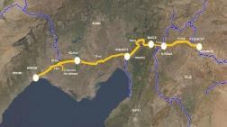 Mersin-Adana-Gaziantep Hızlı Tren Hattının İhalesi Yapıldı