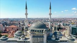 Taksim Camisi'nde Sona Yaklaşıldı