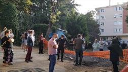 Üsküdar Belediyesi, 35 Yıllık Parkı Yıktı