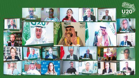 U20, G20 Liderlerini Yatırıma Çağırdı