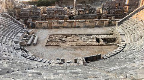 Myra-Andriake Kazılarında 'Yılın Bulgusu'