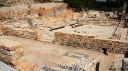 Elaiussa Sebaste Antik Kenti'nde Sezon Kazıları Tamamlandı