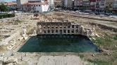 2 Bin Yıllık Hamamı Kurtarma Çalışmaları Durduruldu