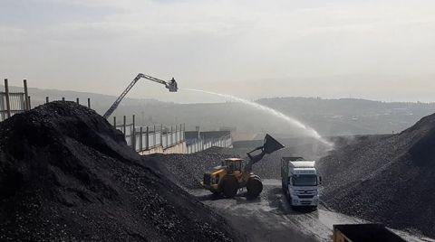 Dilovası'ndaki Kömür Yangını Bölge Halkını İsyan Ettirdi