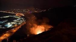 Trabzon'da 48 Saatte 35 Noktada Yangın Çıktı