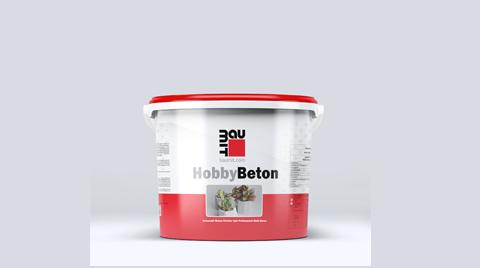 "Baumit'ten ""HobbyBeton"""