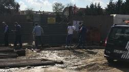 Eyüpsultan Belediyesi, Mühürlenen İnşaata Devam Ediyor