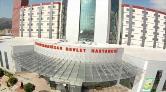Afyonkarahisar Devlet Hastanesi'nin Temeli Çürüyor