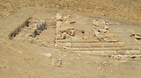 Apameia Yakınında Helenistik Döneme Ait Duvar Bulundu