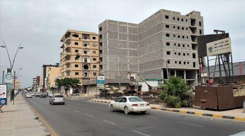Müteahhitlerin Libya'dan Alacakları için Yol Haritası Belirlendi