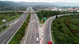 Bolu Dağı Tüneli Küçük Araçlara Açıldı