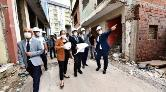Örnekköy'deki Kentsel Dönüşüm Çalışmalarında İkinci Etap Başladı