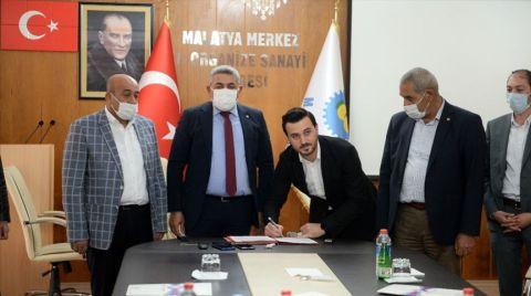 Malatya'da OSB'ye 250 Milyon Liralık Arıtma Tesisi
