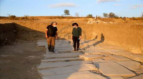 Kastamonu'daki Antik Yol Turizme Kazandırılacak
