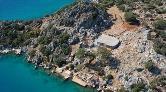 Üçağız Yarımadası'ndaki Kaçak Villaya Yıkım Kararı