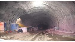 Konya-Antalya Yolunu Kısaltacak Tünelde Sona Geliniyor