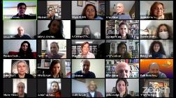 Mimarlar, STK'lar ve Siyasi Partiler Saraçoğlu'nu Konuştu