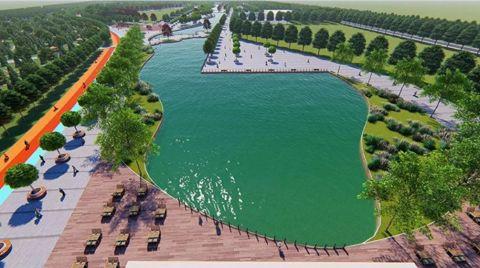 Kayseri'ye 101 Milyon Liralık Millet Bahçesi
