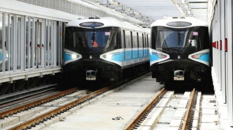 Mecidiyeköy-Mahmutbey Metrosu Açılıyor