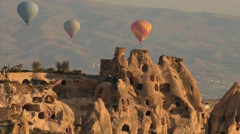 Kapadokya'da Tarih, Kültür ve Doğa Tehdit Altında
