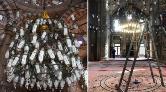 Laleli Camii'nde Ampul Tartışması