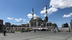 Kentsel Dönüşüm - VMZINC & Taksim Camii Projesi