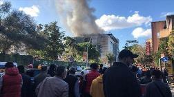 Kentsel Dönüşüm - İstanbul Tıp Fakültesi İnşaatında Yangın