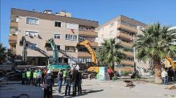 İzmir'de 4424 Binada Hasar Tespiti Yapıldı