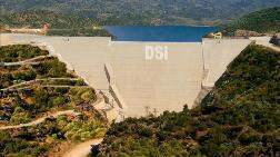 İzmir'deki 11 Baraj ve Gölette Problem Yok