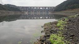 İstanbul Barajlarında 'Dip Suyu' Tehlikesi