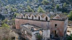 Kayaköy'ün Tarihi Kiliseleri Restore Edilecek
