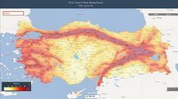 Bina Deprem Yönetmeliği, Harita ile Güncellenecek