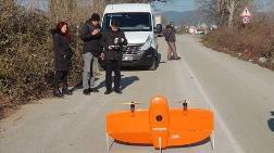 Bursa'da Kaçak Yapılar İHA'yla Tespit Ediliyor