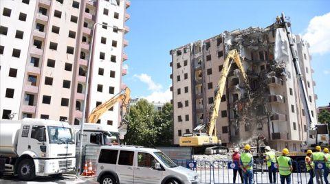 Kentsel Dönüşüm için 521 Milyon Lira Kira Yardımı Yapıldı