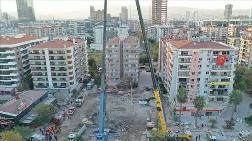 """""""Orta Hasarlı Binalarımıza Güçlendirme Yapılarak Girilebilir"""""""