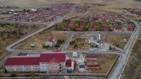 Van'da Depremin Yıktığı Mahalleler Yeniden Kuruldu