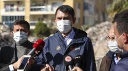 İzmir'de 50 Binada Tahliye Tamamlandı