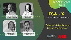 FSA-X: Çalışma Mekanlarında Güncel Yaklaşımlar