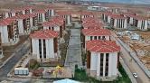Elazığlı Depremzedeler 2021'e Yeni Evlerinde Girecek