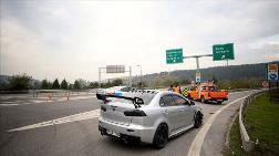 Bolu Dağı Tüneli Ankara Yönü Trafiğe Açıldı