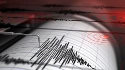 Kuşadası Körfezi'nde 4.8'lik Deprem