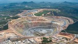 Maden Şirketlerine Ruhsat Alanı Dışında Tesis İzni