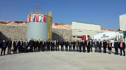 Kentsel Dönüşüm - ÇİMKO'nun 25'inci Hazır Beton Tesisi Üretime Başladı