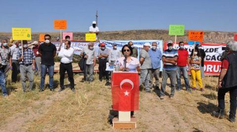 Mimarlar, Hacıbektaş'taki Maden Davasına Müdahil Oldu