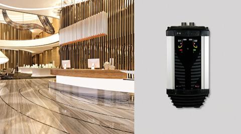Panasonic'ten Yangın Algılama Çözümü