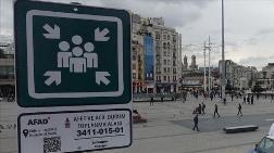 Türkiye Genelinde 18 Bin 910 Toplanma Alanı Bulunuyor