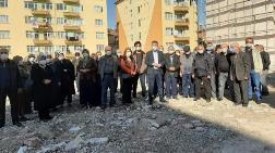 Malatyalı Depremzedeler 10 Aydır Evlerinin Yapılmasını Bekliyor