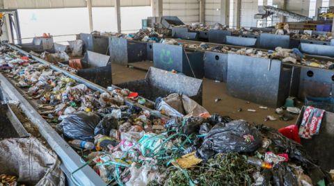 Antalya'nın Çöpü, 55 Bin Haneyi Aydınlatıyor